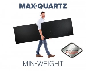 Max Quartz, min-weight