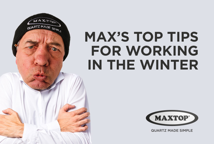 Top tips for working in the winter