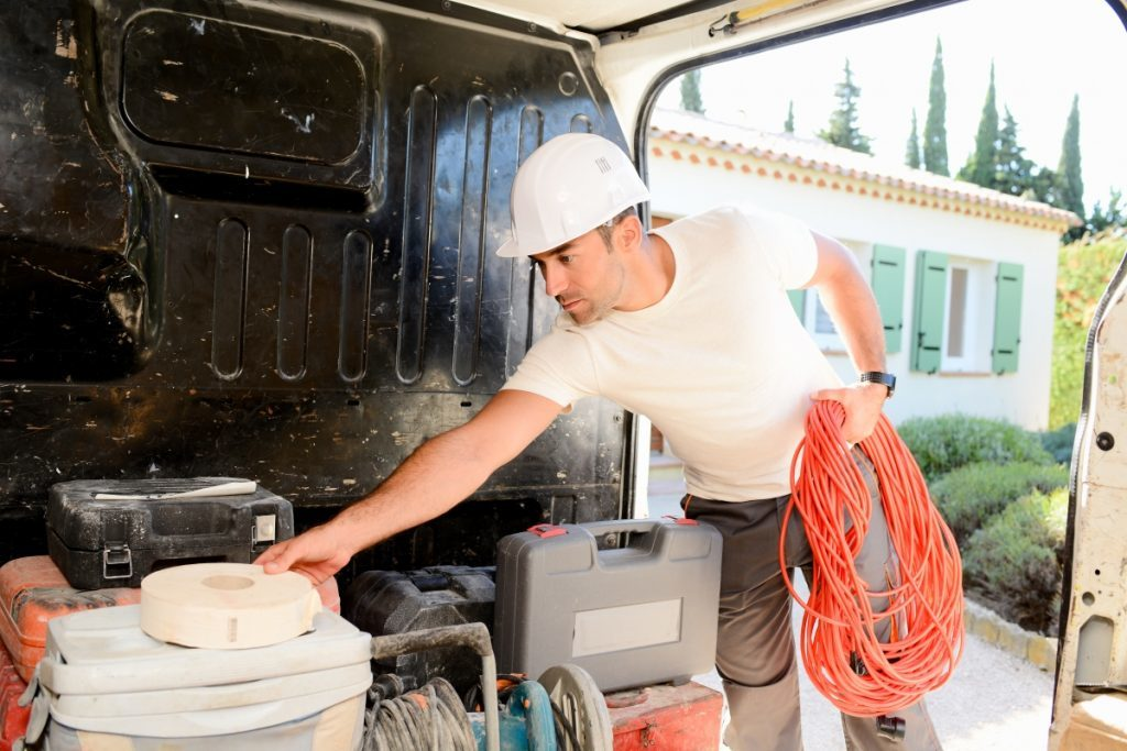 5 essential items to have for your work vehicle